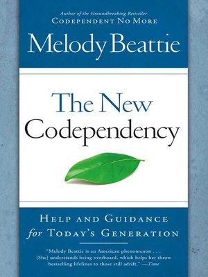 cover image of The New Codependency