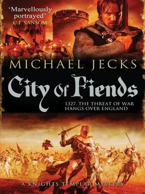 cover image of City of Fiends