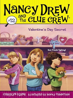 cover image of Valentine's Day Secret