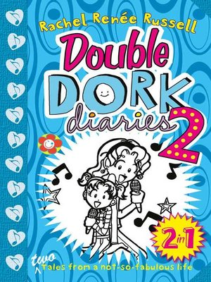 cover image of Double Dork Diaries 2