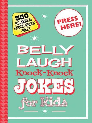 cover image of Belly Laugh Knock-Knock Jokes for Kids