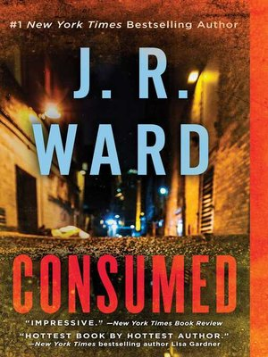 cover image of Consumed