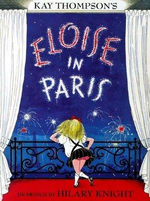 cover image of Eloise in Paris