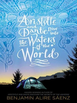 cover image of Aristotle and Dante Dive into the Waters of the World