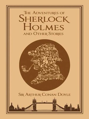 cover image of The Adventures of Sherlock Holmes and Other Stories