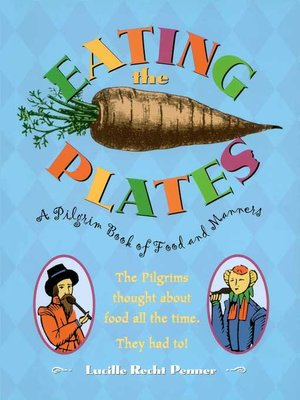 cover image of Eating the Plates