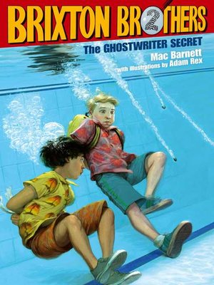 cover image of The Ghostwriter Secret