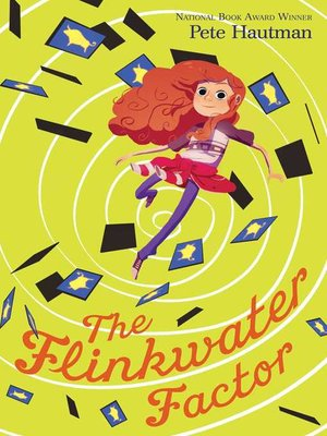 cover image of The Flinkwater Factor