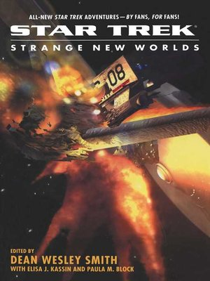 cover image of Strange New Worlds VIII