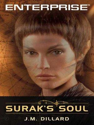 cover image of Surak's Soul