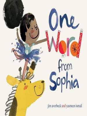 cover image of One Word from Sophia