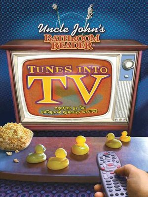 cover image of Uncle John's Bathroom Reader Tunes into TV