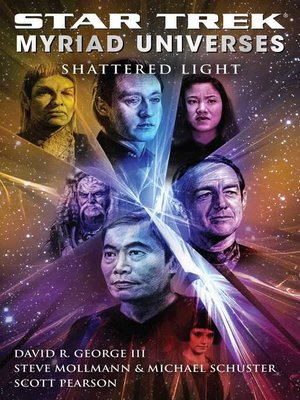 cover image of Shattered Light