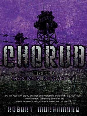 Maximum security download cherub epub