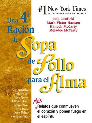cover image of Una 4a Ración de Sopa de Pollo para el Alma