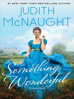 cover image of Something Wonderful