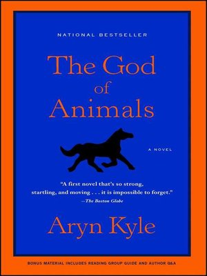cover image of The God of Animals