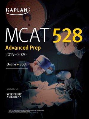 cover image of MCAT 528 Advanced Prep 2019-2020