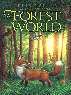 cover image of A Forest World