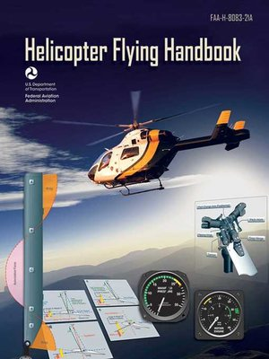 cover image of Helicopter Flying Handbook