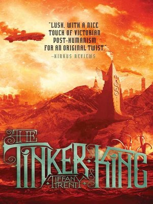 cover image of The Tinker King