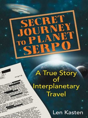 cover image of Secret Journey to Planet Serpo
