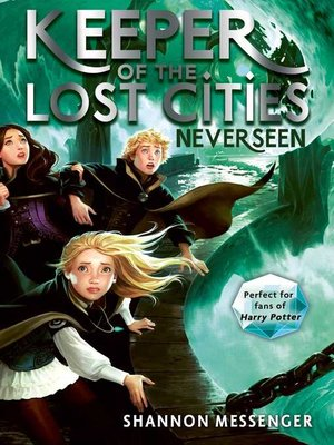 cover image of Neverseen