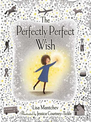cover image of The Perfectly Perfect Wish