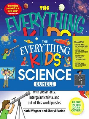 cover image of The Everything Kids' Science Bundle