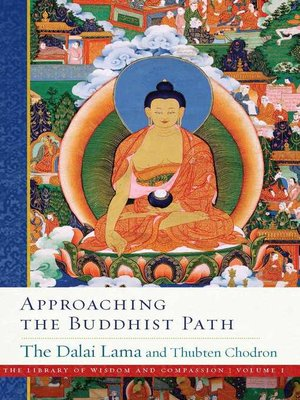 cover image of Approaching the Buddhist Path