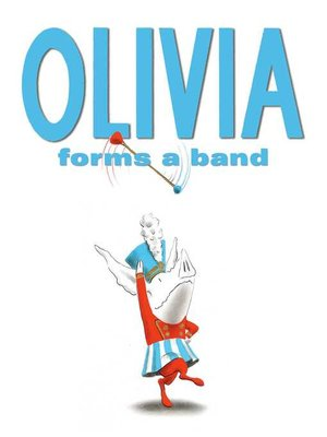 cover image of Olivia Forms a Band