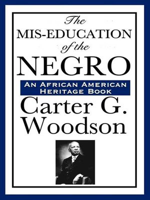 cover image of The Mis-Education of the Negro