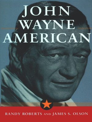 cover image of John Wayne