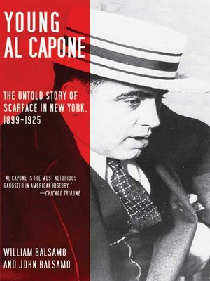 cover image of Young Al Capone
