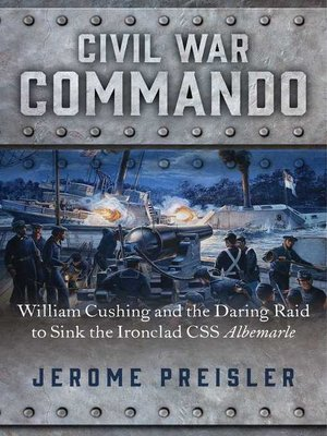 cover image of Civil War Commando