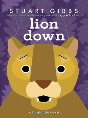 cover image of Lion Down