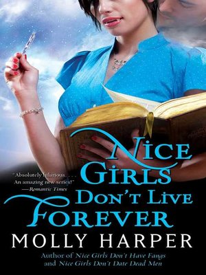 cover image of Nice Girls Don't Live Forever