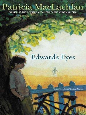 cover image of Edward's Eyes