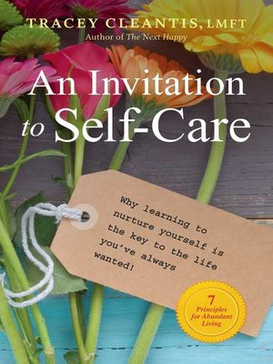 cover image of An Invitation to Self-Care