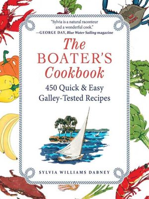 cover image of The Boater's Cookbook