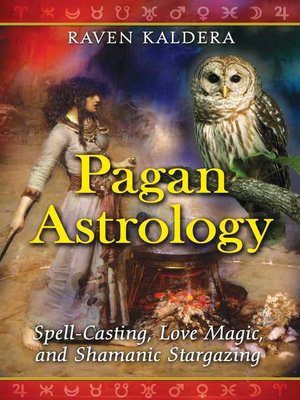 cover image of Pagan Astrology
