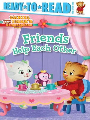 cover image of Friends Help Each Other