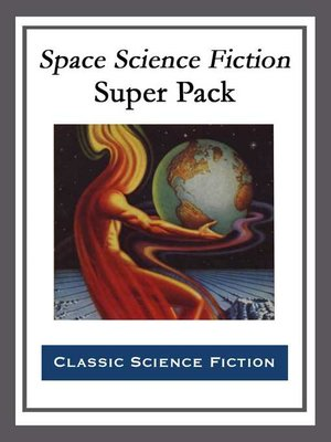 cover image of Space Science Fiction Super Pack
