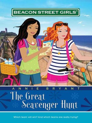 cover image of The Great Scavenger Hunt