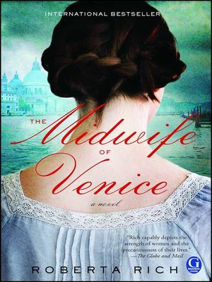 cover image of The Midwife of Venice