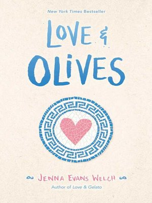cover image of Love & Olives