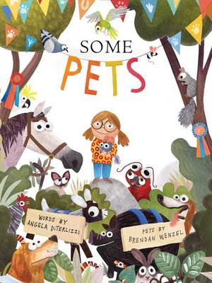 cover image of Some Pets
