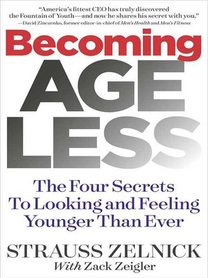 cover image of Becoming Ageless
