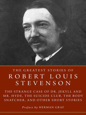 cover image of The Greatest Stories of Robert Louis Stevenson