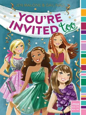 cover image of You're Invited Too